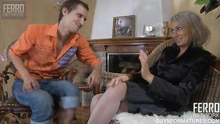rote panty mama erstaunliches sex