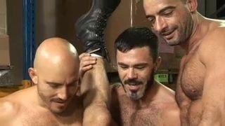 schmutziges bad ungesatteltes sex