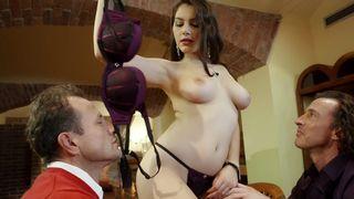 Weibchen Mädchen fickt anal hart