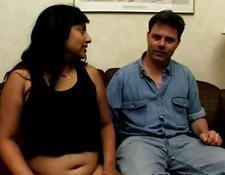 schwangere frauen haben sehr wenig