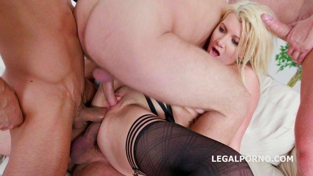 big dick blonde küken auf die gipfel der lust