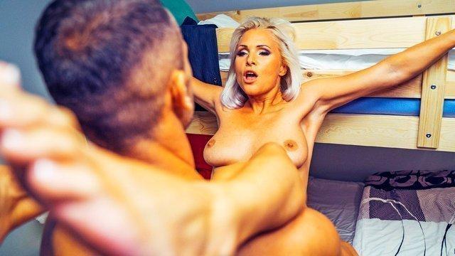 Wir lieben ölige Blondine schmutzig Porno